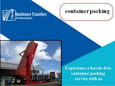 Appoint A Reputed Container Packing Company – Forget The Hassle!