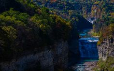 Letchworth State Park in Leicester, NY