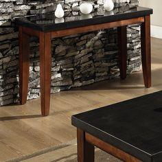Granite Bello Console Table