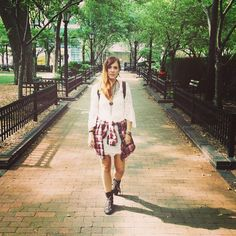 .@Penny Douglas People | Love this look from @freepeoplewatertower! #freepeople #fashion #streetstyle ...