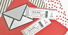 【テンプレ無料配布中】ゲストもワクワク!ボーディングパス型招待状の作り方<br/>|by ARCH DAYS編集部