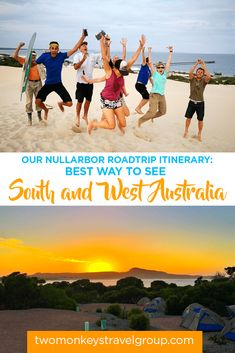 Nullarbor Roadtrip Itinerary: Best Way to See South and West Australia Australia Beach, Western Australia, Australia Travel, South Australia, Travel Around The World, Around The Worlds, Australian Road Trip, Walkabout, Best Western