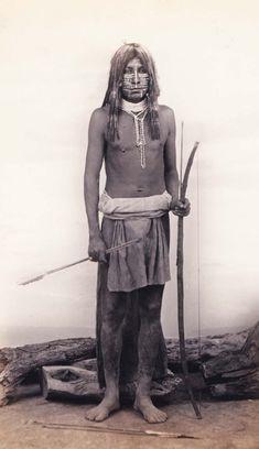 Maricopa Indian, Arizona  United States of America  1875