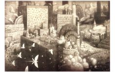 The Arrival by Shaun tan - wordless but for older readers