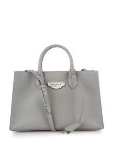 Nude Work XS leather tote | Balenciaga | MATCHESFASHION.COM UK