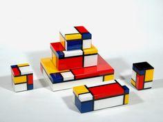 Boxes-Mondrian©