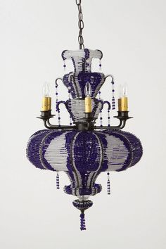 Constantinople Chandelier, I can picture this in the right spot....