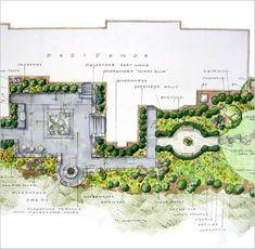 Park Landscape Design Master Plan