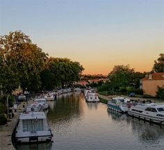 Capestang Canal du Midi : The Good Life France