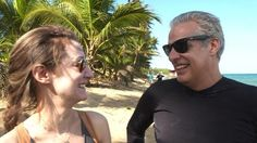 Watch Paula Froelich and chef Eric Ripert learn to surf (sort of) in Puerto Rico.