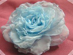DIY Fabric Roses Tutorial