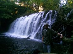 10 Must See Waterfalls of Nova Scotia Oh The Places You'll Go, Places To Visit, Saint John New Brunswick, Canada Travel, Canada Trip, Hiking Spots, Prince Edward Island, Nova Scotia, Pacific Northwest