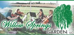 Willow Springs Garden - Weddings, Hall & Tent Rentals, Holiday Parties, Corn Maze, Haunted Maze, Round Barn, SPring Fest, Independence Day, ...