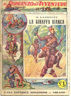 La Giraffa Bianca (The White Giraffe) - 1925