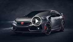 The new Honda Civic Type R Prototype has been revealed at the 2016 Mondial de L'Automobile in Paris (located in Hall 3), offering an insight into the styling of the next-generation Civic Type R which