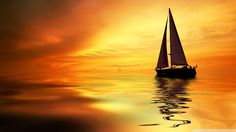 Sail Boat Wallpaper 1080p HD