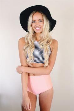 1000 ideas about high waist swimsuit on pinterest high