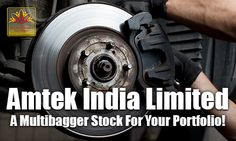 Amtek India share price has gone up from Rs 40 to Rs 182.60. Expert stock research analysts at DynamicLevels regard Amtek India to be a multibagger.