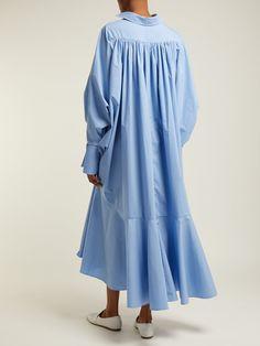 Women S Fashion Express Shipping Modest Fashion, Hijab Fashion, Fashion Dresses, Palmer Harding, Cotton Shirt Dress, Elegant Outfit, Dress Patterns, Street Style, Summer Dresses