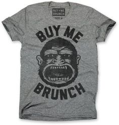 Buy Me Brunch Mouth Tee