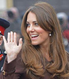 Kate Middleton | Duchess of Cambridge Kate Middleton at the National Fishing Heritage ...