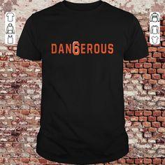 Baker Mayfield Dan6erous 6 Browns dangerous shirt 7489fa2df