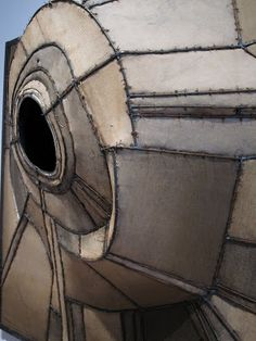 Art in the Studio: Lee Bontecou - Personal Inspiration - Part 1