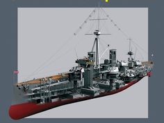 """HMS Dreadnought cutaway, from the upcoming Haynes """"workshop manual"""" on the ship"""