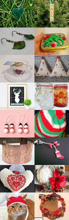 It's starting to look a lot like Christmas! by Danielle Stanley on Etsy--Pinned with TreasuryPin.com