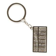EUR € 4.72 - aço inoxidável mini-ábaco contando quadro keychain, Frete Grátis em Todos os Gadgets!