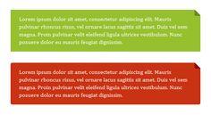 Pure CSS folded-corner effect – Nicolas Gallagher