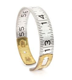 Handmade Vintage Lufkin Ruler Bangle ($20-50) - Svpply