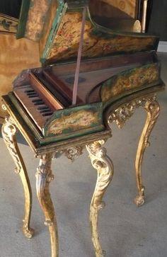 Italian Harpischord 1750