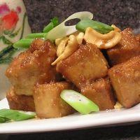 Glazed Cashew Tofu Recipe
