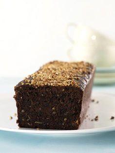 Zucchini-Schokoladenkuchen Rezept - [ESSEN UND TRINKEN]