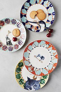 Quillen Dessert Plate Set
