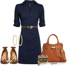 Love this!! - nice and chic for work