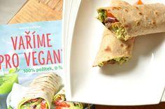 VegeGuláš: Burritos so seitanom