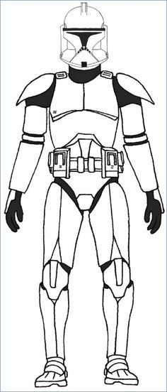 Star Wars Storm Troopers Colouring Pages Stormtrooper