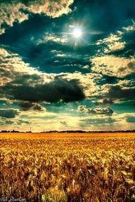 Beautiful Oklahoma!