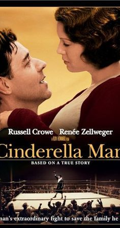Directed by Ron Howard.  With Russell Crowe, Renée Zellweger, Craig Bierko, Paul Giamatti. The story of James Braddock, a supposedly washed-up boxer who came back to become a champion and an inspiration in the 1930s.