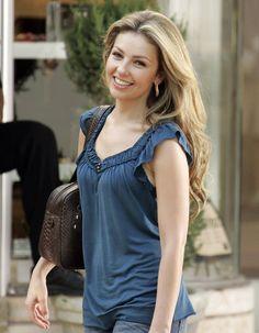 Ariadna Thalia Sodi Miranda Long Hair | Full Dose