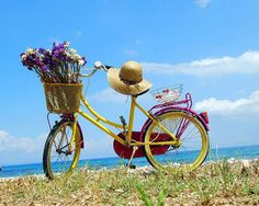 ROMANTIC BICYCLES