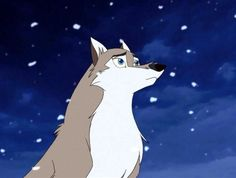 Aleu, she saved her father Balto, went through a wild and dangerous journey to discover who she was, she saved a pack and became their leader and sadly left her father; Wolf People, Cat People, Balto Film, Different Races, Disney Animation, Furry Art, Cartoon Drawings, Picture Video, Pokemon