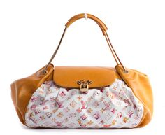 Louis Vuitton Watercolor Aquarelle Ltd. Ed. Jamais Bag
