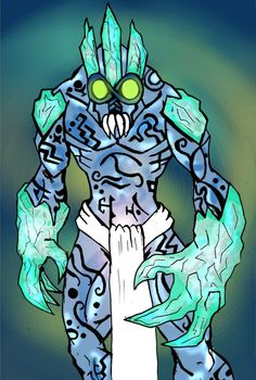 Tlaloque, Oscar Ehecatl Aliens, Legendary Creature, Textiles, Mythical Creatures, Folklore, Mythology, Fictional Characters, Art, Fantasy Creatures