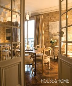 70 Best Paris Pied-a-Terre images | Paris apartments ...