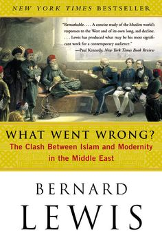 """What Went Wrong: The Clash Between Islam and Modernity in the Middle East"" by Bernard Lewis. Very interesting, well-written book. In the Middle Ages, the Middle East far exceeded Europe's abilities in science, literature, philosophy, military strength, etc. Without providing an definitive answers, Lewis provides a balanced look at what changed (or didn't) in the Middle East as Europe took and held the lead in military strength, technology, etc. Engaging reading."
