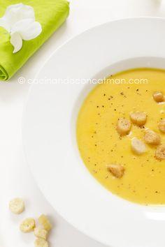 Receta de crema de verduras con Thermomix. Fotografías y consejos de elaboración.