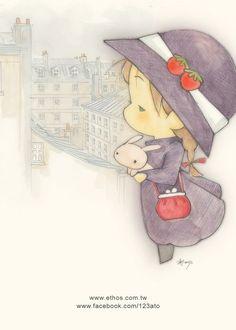 插畫家Ato Recover ……_来自林祖馬的图片分享-堆糖网